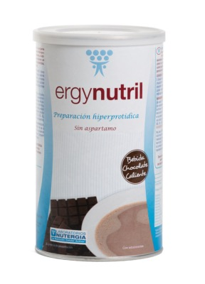 ERGYNUTRIL CHOCOLATE Nutergia