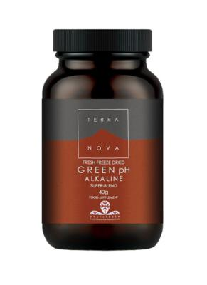 GREEN PH ALKALINE TERRANOVA 40 GR