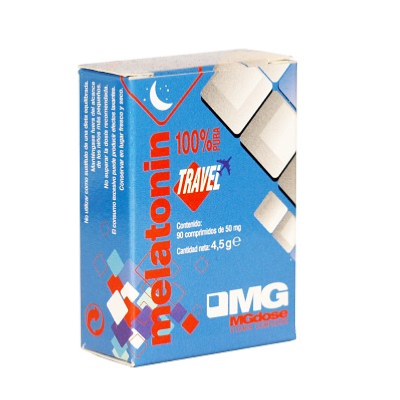 MELATONIN TRAVEL 90 COMP. MG DOSE