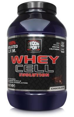 WHEY CELL EVOLUTION CHOCOLATE Tegor Sport
